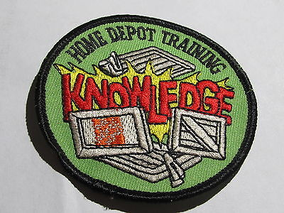 home depot knowledge patch