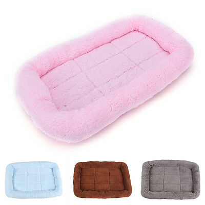 New Dog/Cat Bed Soft Warm Pet Beds Cushion Puppy Couch Mat Kennel Pad Furniture