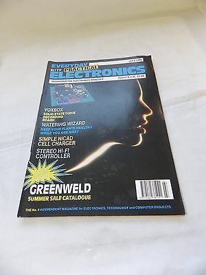 Everday with practical electronics (onc Electronics monthly) July 1994