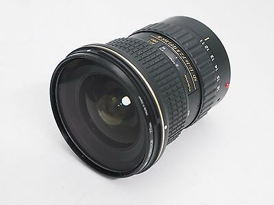 TOKINA 11-16mm F2.8 AT-X 116 PRO DX-II - CANON EF MOUNT