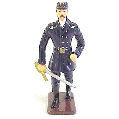 Joshua Chamberlain Metal Figurine, Civil War, New