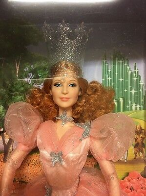 75th Anniversary The Wizard Of OZ Glinda The Good Witch Barbie Doll