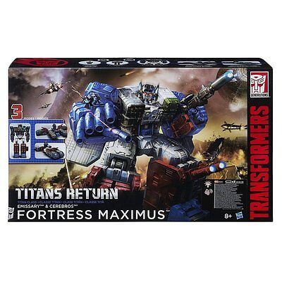 Hasbro Transformers Titans Return Fortress Maximus B6118E49