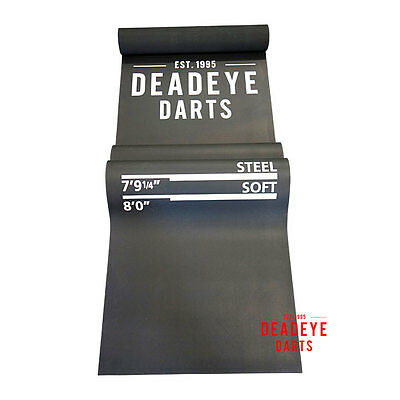 Deadeye Heavy Duty Dart Mat
