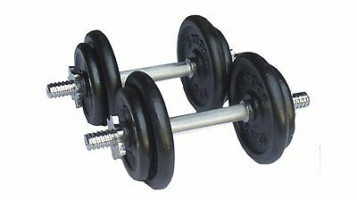 Hengda 18.5kg Adjustable Weight Set Perfect for Fitness Enthusiasts