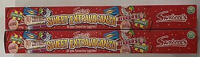 910529 2 x 324g BOXES OF SWIZZELS SWEET EXTRAVAGANZA - ALL YOUR FAVOURITES! - UK