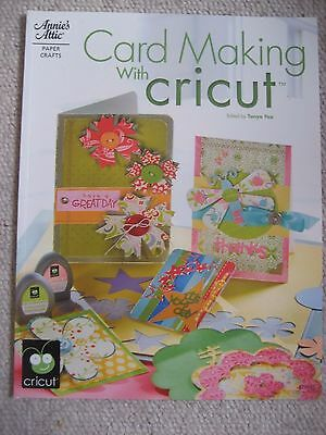 Card Making with Cricut by Tanya Fox - book
