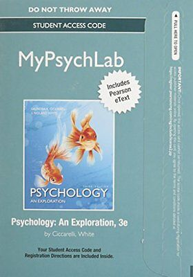 New mypsychlab with pearson etext access card for life span new mypsychlab with pearson etext standalone access card for psychology a fandeluxe Image collections