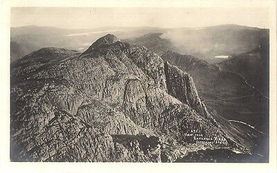 Superb Old Abraham Postcard - View From Langdale Pikes - Cumbria C.1924