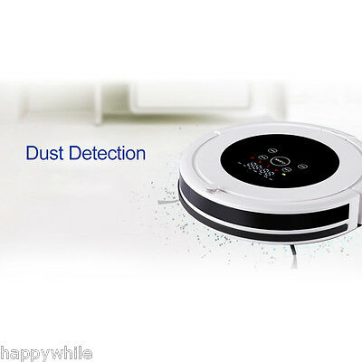 R800 Automatic Robotic Vacuum Cleaning Cleaner Robot Floor Carpet Sweeper Mop