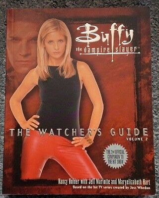 Buffy the Vampire Slayer - The Watchers Guide Volume 2