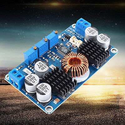 LTC3780 DC 5V-32V to 1V-30V 10A Automatic Step-up/down Regulator Charging Module