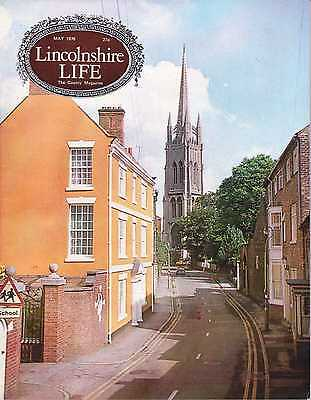 LINCOLNSHIRE LIFE May 1976 featuring Old Bolingbroke