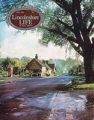LINCOLNSHIRE LIFE April 1976 featuring North Thoresby