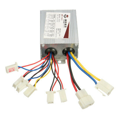 36V 800W Motor Brush Speed Controller For Electric Bike Bicycle Scooter E-Bike