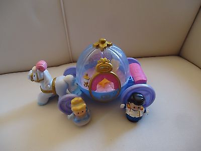 Fisher Price Little People   --- Cinderella Carriage