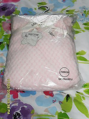 Baby Girls Blanket New In The Bag Would Make  A Lovely Christmas Present