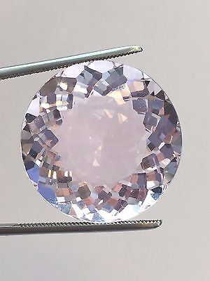 Pretty Pink Loose Kunzite Gemstone 38.4ct