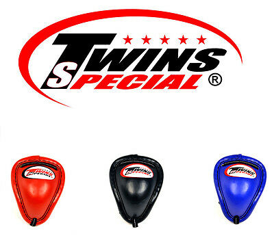 Twins Special Boxing Muay Thai Mma K1 Groin Protector Steel Cup