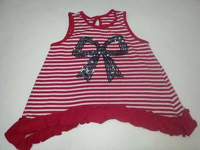 Girl's Striped Summer Top 2-3 Years