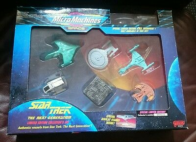 Galoob - STAR TREK Micro Machines Special Limited Edition (1994)