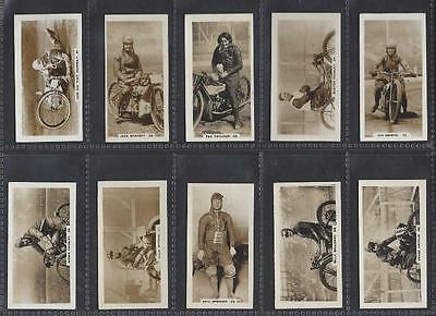 Pattreiouex - Dirt Track Riders (Descriptive) - Set Of 54 Cards