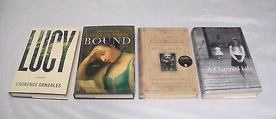 BOOK LOT Bound A Charmed Life Lucy The Diary of Ellen Rimbauer HC DJ BOOKS