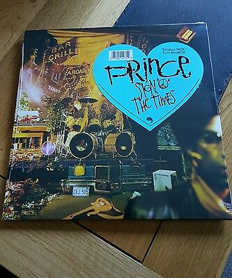 Prince-Sign o The Times 2LP Reissue sealed