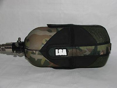 Laysick Foxray Camo Paintball Bottle Cover