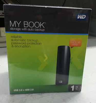 Disque Dur externe WD My Book 1To USB 3.0