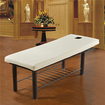 Yellow Massage Tables Bed Plinth Treatment Couches Covers WITH Face Breath Hole