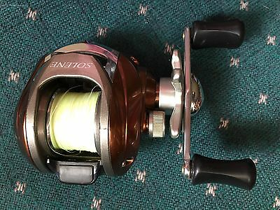 Pinnacle Solene SLP10 Reel