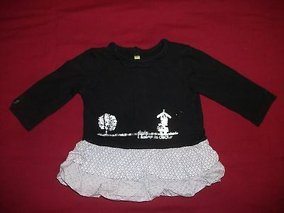 Baby Girls Top By Dudu 6 Months - Excellent Condition