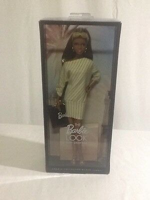 2012 Barbie Look City Shopper African American Doll