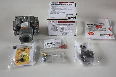 Honeywell VR8204A2076 Dual Valve Intermittent Pilot Combination Gas Control #211
