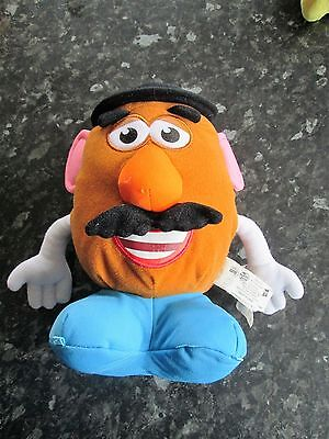 Disney Mr Potato Head Soft Toy 8.5 nches high