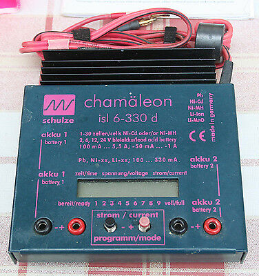 Schulze Chamaleon 6-330 Charger