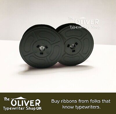 OLIVETTI LETTERA 22 TYPEWRITER RIBBON  (BLACK OR BLACK AND RED)** High Quality**
