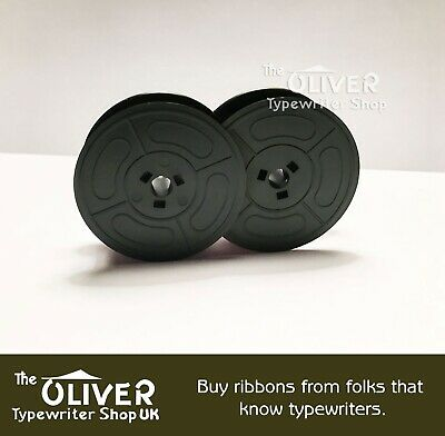 Olivetti Lettera 22 Typewriter Ribbon And Spool (Black Or Black And Red)