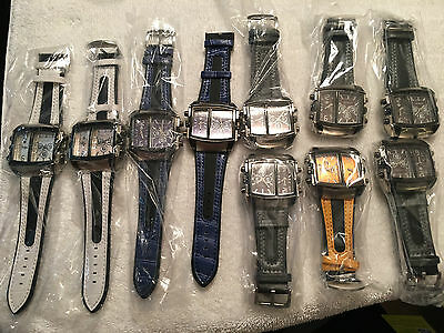 10X OCTAVIUS Mens watch Japanese Movement Dual Face Wholesale Jewelry STORE