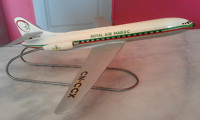 Maquette agence Caravelle  royal air maroc  MEE  1/100