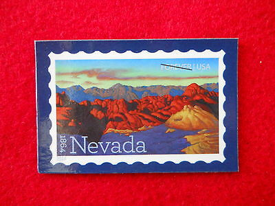 Nevada Stamp Magnet