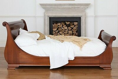 And So To Bed Sleigh Bed  6Ft Superking