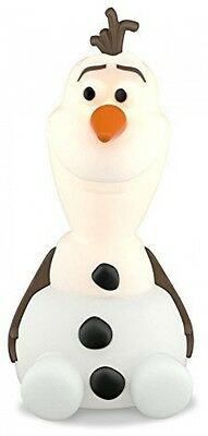 Philips Disney Frozen Olaf SoftPal Guided Night Light And Table Lamp (1 X 1 W
