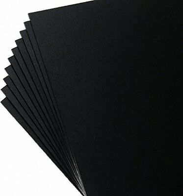 10 Kydex Plastic Sheets Black 12 X 12 X .080