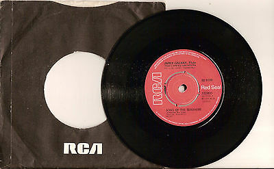 Song Of The Seashore by James Galway 7 inch 45RPM single 1979 *EX+*