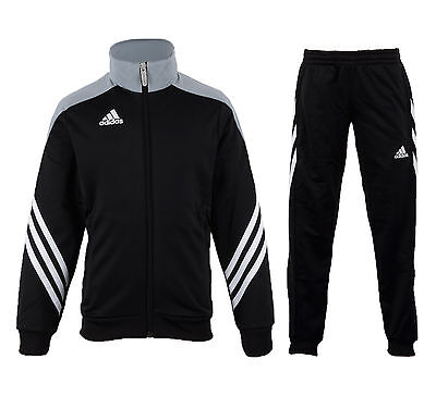 New Adidas Boys Tracksuit SERENO 14 PES Youth Kids F49707 Age 7 to 14 Years