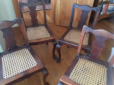 Bergere Set Of 4 Chairs