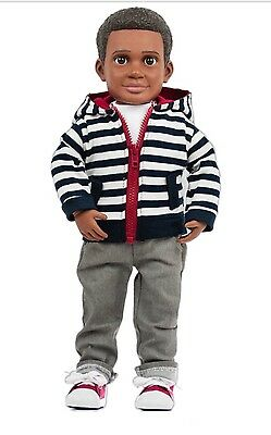 """Boy Story Action Doll BILLY Brand New With Box 18"""""""