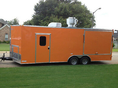 NEW Fully Equipped 8.5X22 Concession Trailer **ALL APPLIANCES**